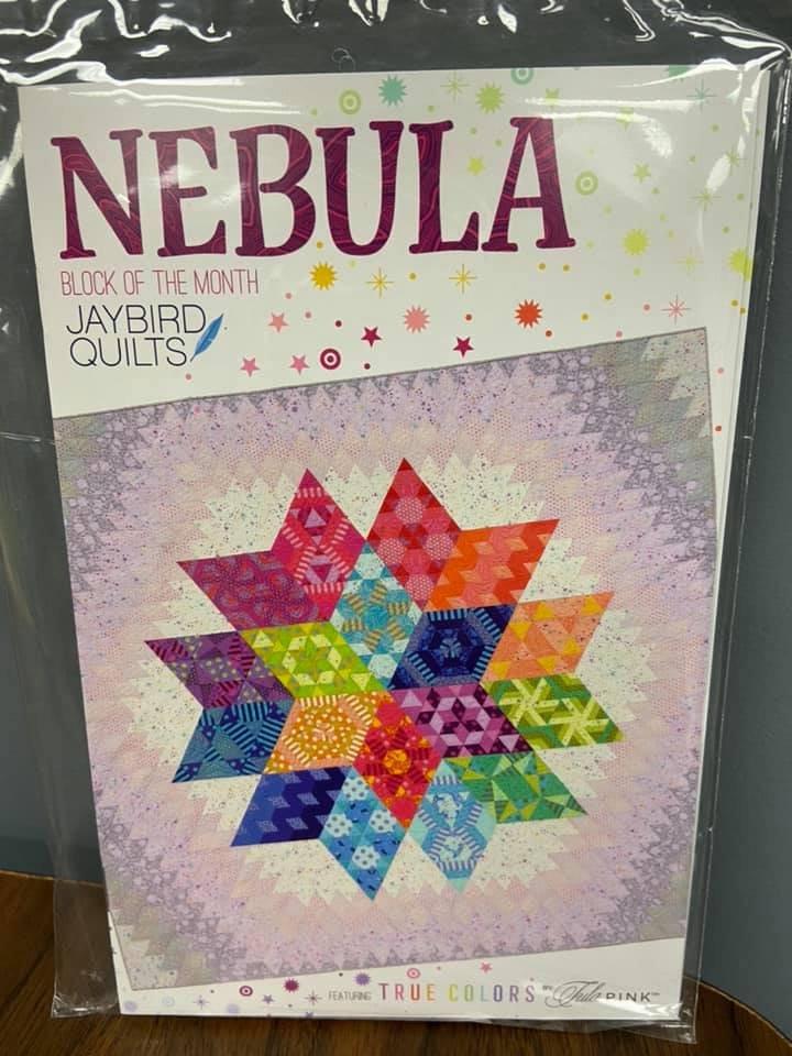 Nebula quilt pattern by Jaybird Quilts  JBQ178