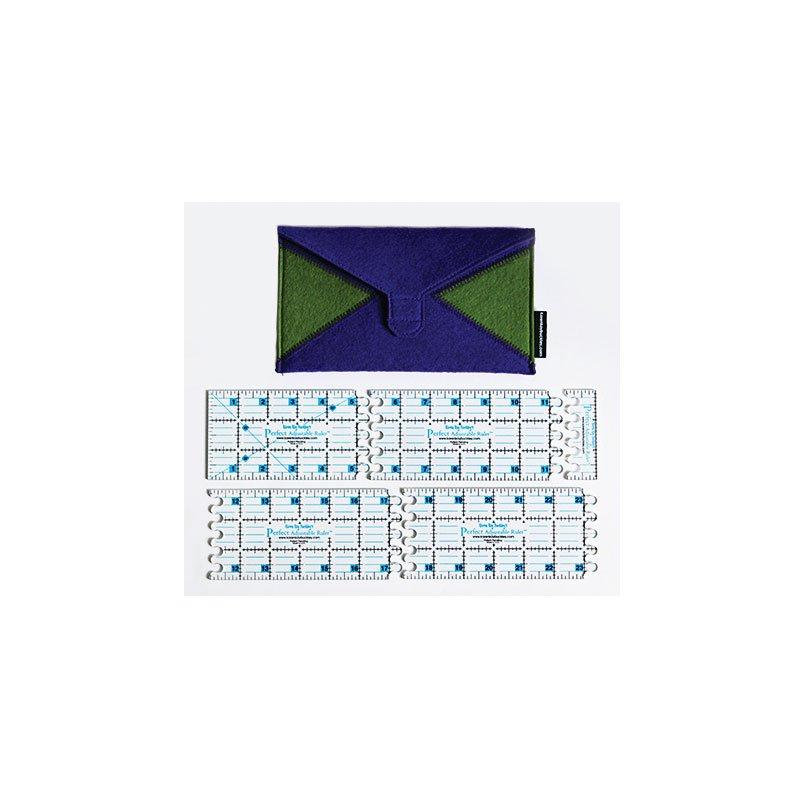Perfect Adjustable Ruler by Karen Kay Buckley 3 KKB021
