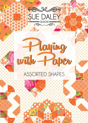 Playing with Paper, Assorted Shapes by Sue Daley Designs
