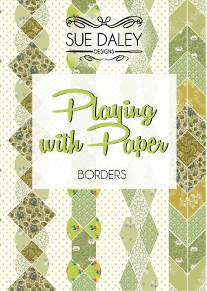 Playing with Paper, Borders by Sue Daley Designs