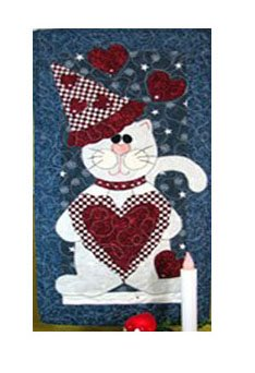 Romeo, Valentine Charmer by Pearl Louise Designs : 554