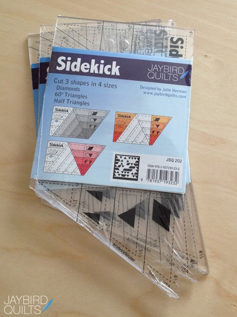 Sidekick Ruler by Jaybird Quilts : JBQ-202