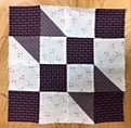 Small Blocks - Unquilted Pieced Block