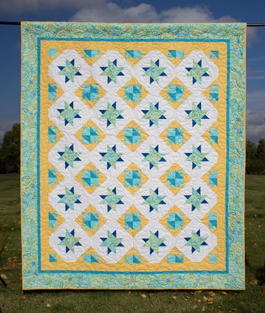 Sparkles Quilting Pattern By Seams Like A Dream Quilt Designs