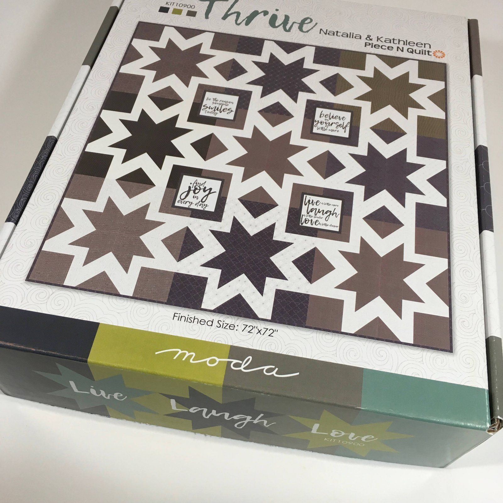 Thrive, Fabric Kit by Natalia & Kathleen for Moda : KIT10900