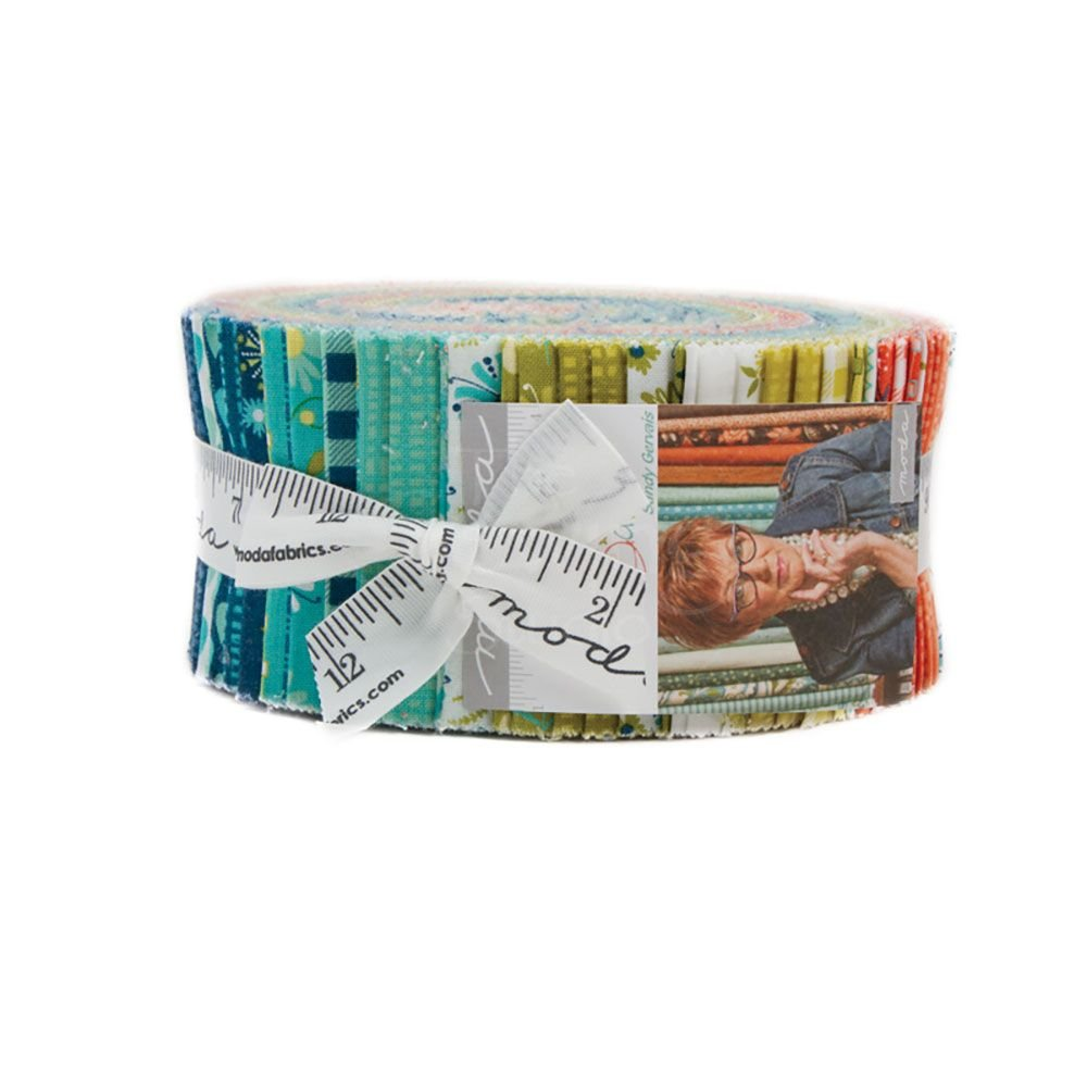 Well Said, Jelly Roll by Sandy Gervais for Moda : 17960JR