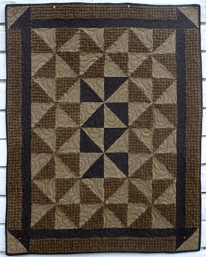 Windowpane Wheels by Clothesline Quilts : CQWW