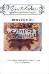 MDD Happy Fall Pillow