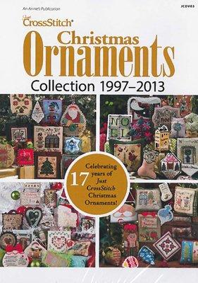 JCS Christmas Ornaments DVD 1997-2013