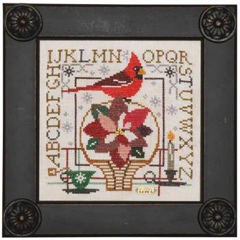 TE Birdie & Berries- Poinsettia