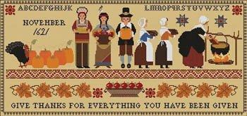 TPP Thanksgiving 1621 Sampler