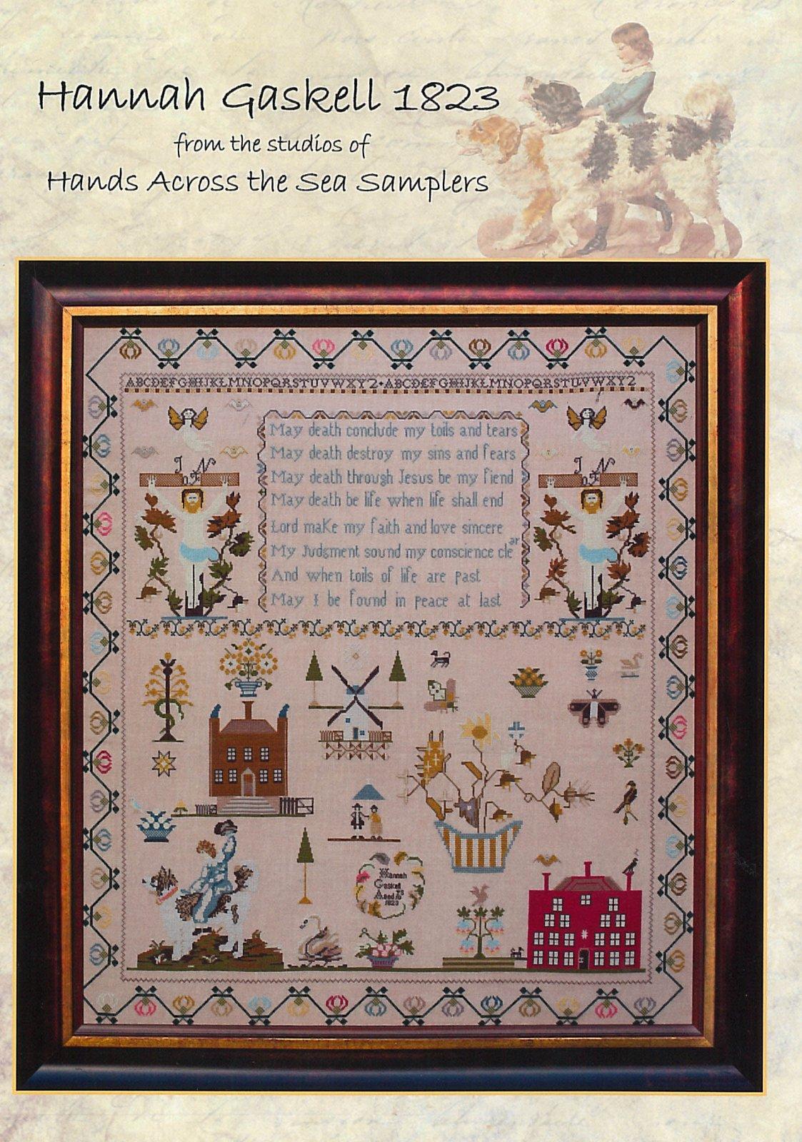 HATS Hannah Gaskell 1823