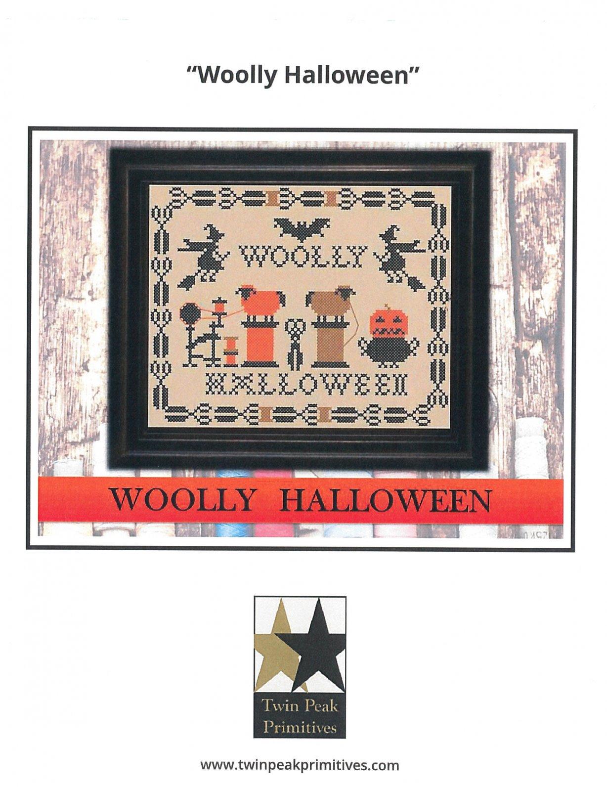 TPP Woolly Halloween