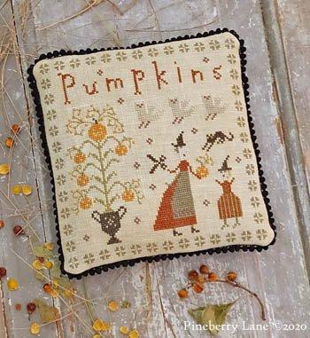PL Fancey Blackett The Perfect Pumpkin