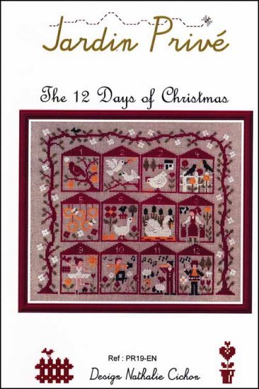JP The 12 Days Of Christmas