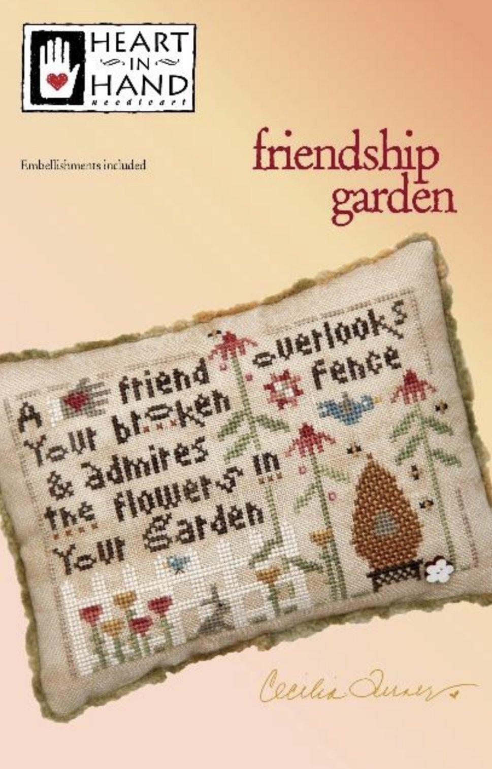 HIH Friendship Garden