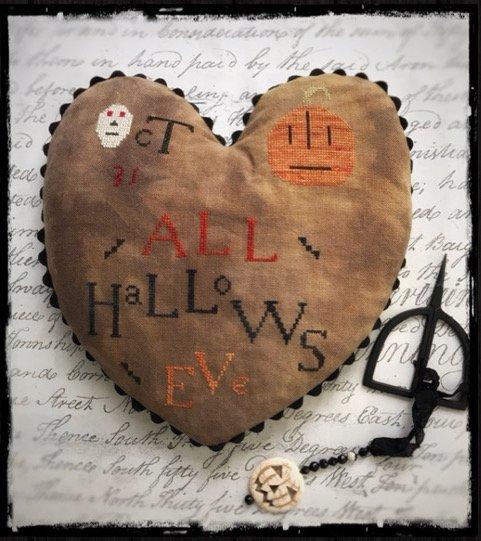 LB All Hallow's Eve Heart