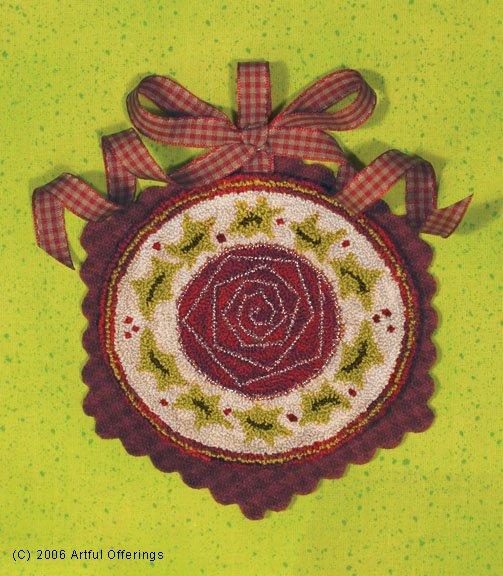 AO Christmas Rose