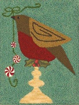 AO Christmas Robin