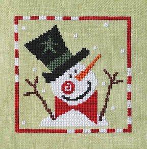 AO Sprightly Snowman