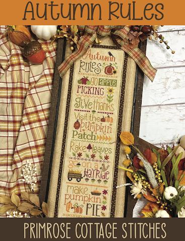 PCS Autumn Rules