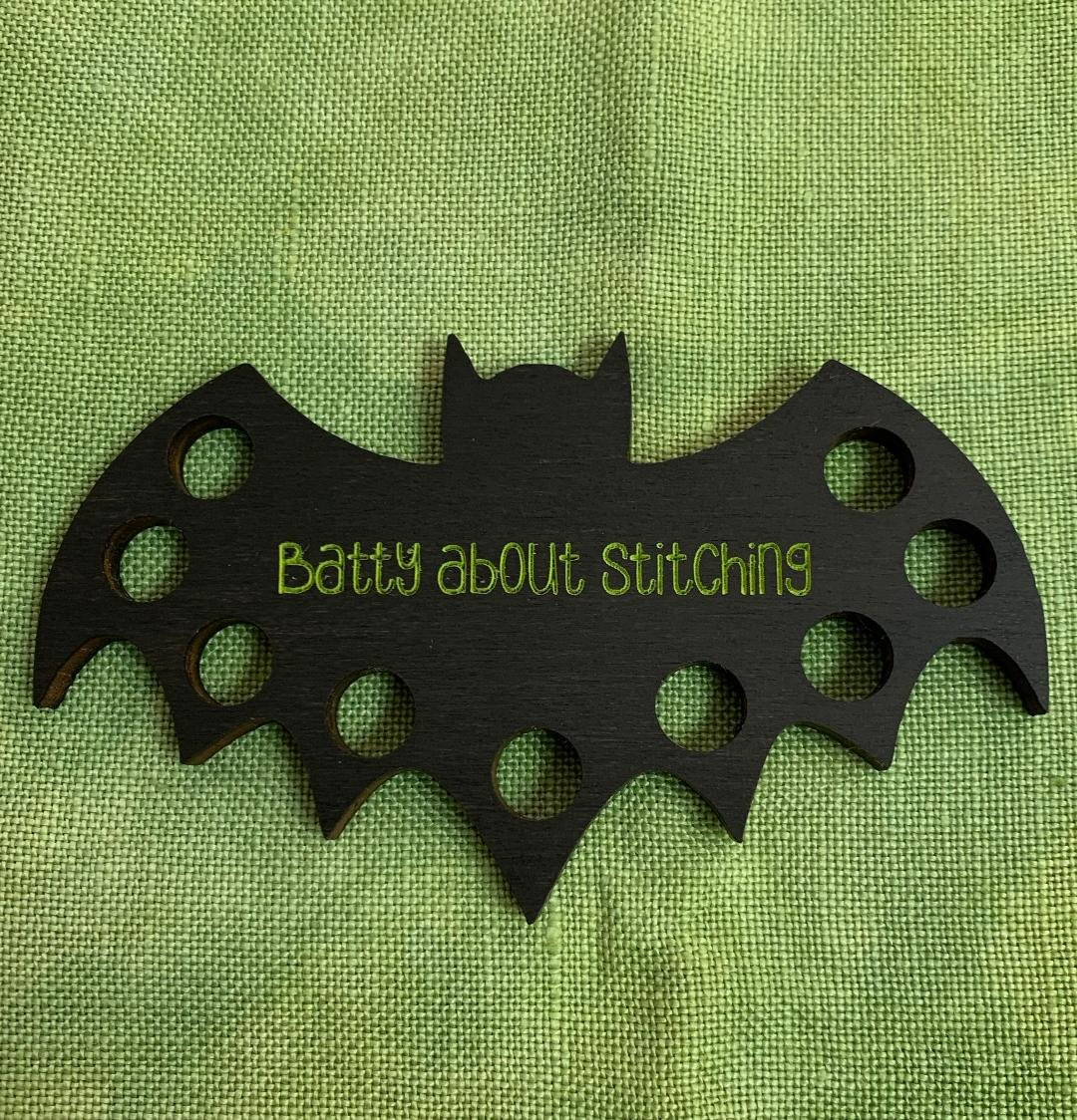 Batty About Stitching Thread Keep