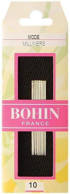 Bohin Milliner Needles 10