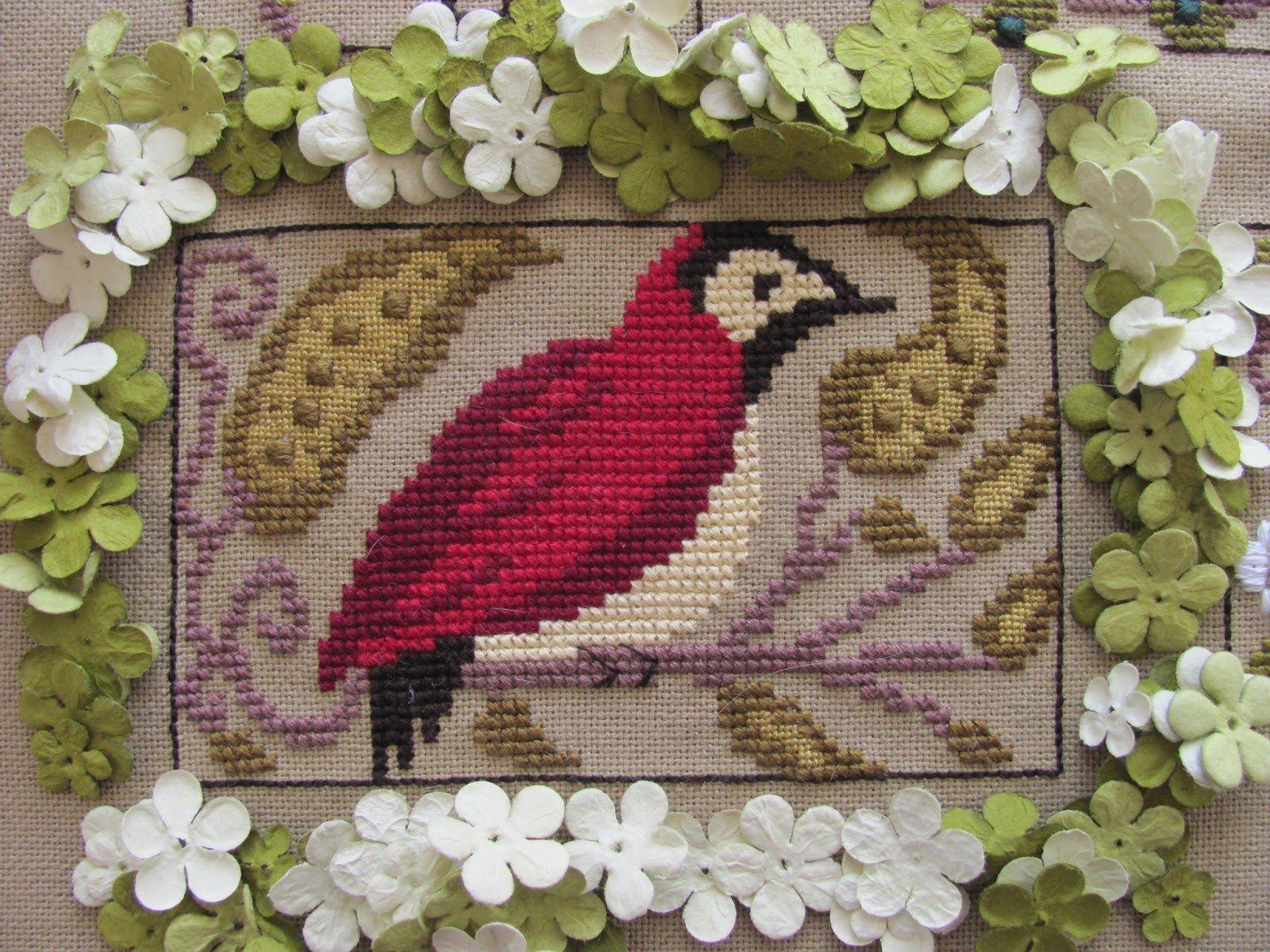 BTBN Birds Of A Funky Feather 6
