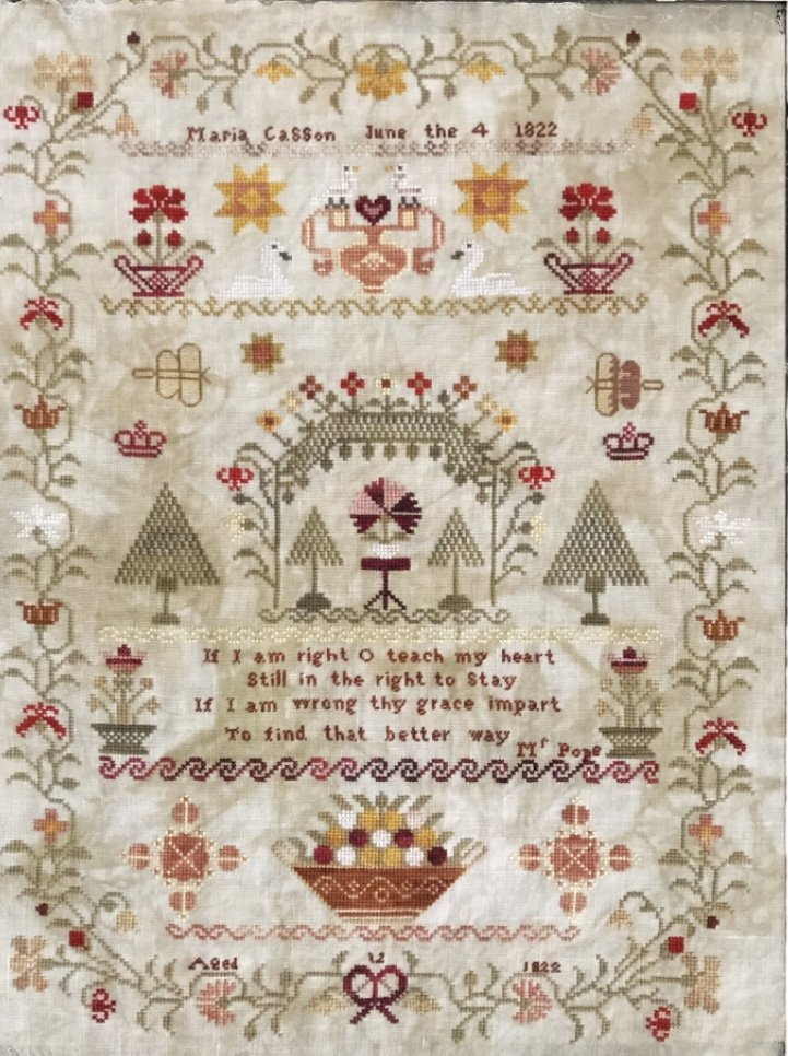 LB Maria Casson 1822