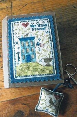 CM Patriotic Stitch Book