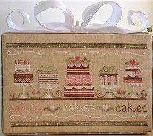 Country Cottage Needleworks Cake