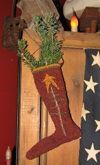 TOTF Elf Stocking