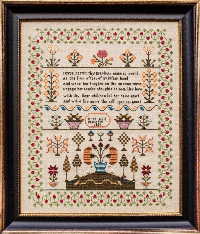 HATS Eliza Rule- 1824