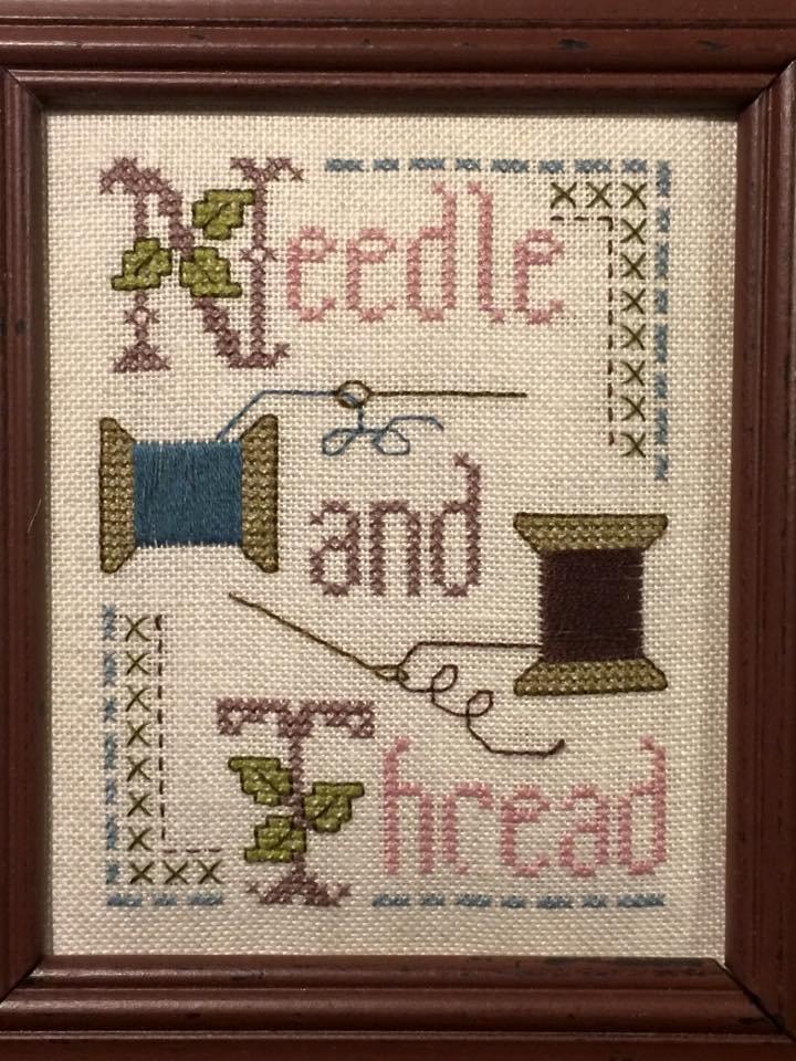 END Needle & Thread Kit