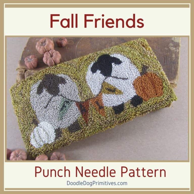 DDD Fall Friends