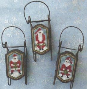 FC Santa Folk w/Sleds