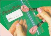 Floss Pak Floss Organizer Bags 100 ct
