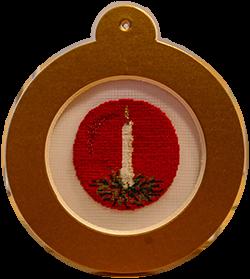 FO Candle-2013 Annual Ornament