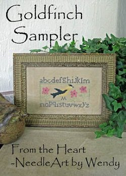 FTH Goldfinch Sampler