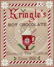 GK Kringle's Hot Chocolate