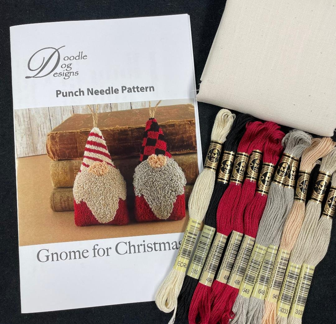 DDD Gnome For Christmas Kit