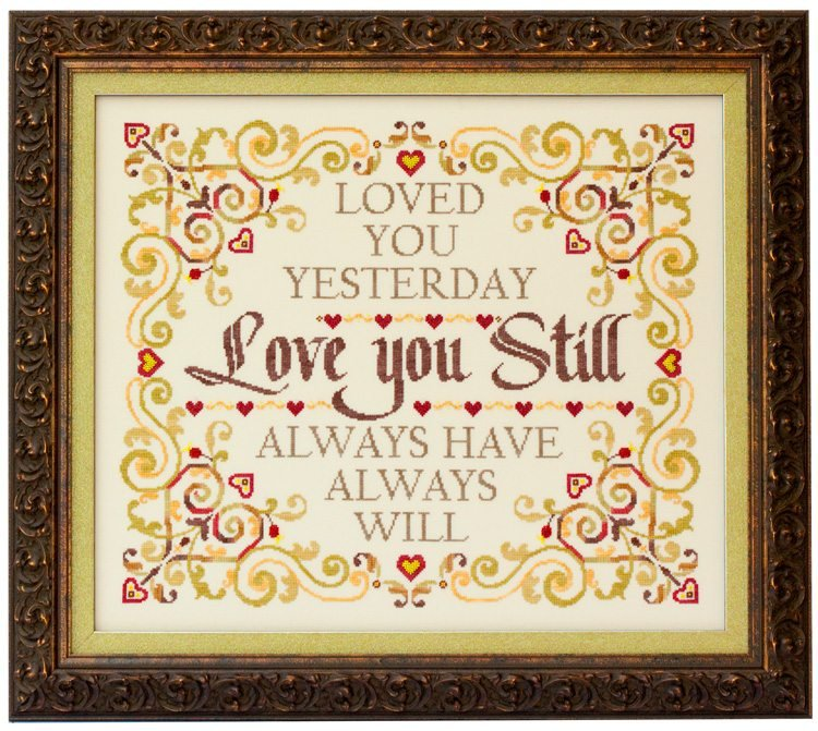 GP Love You Still