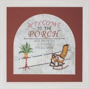 GP Welcome To The Porch