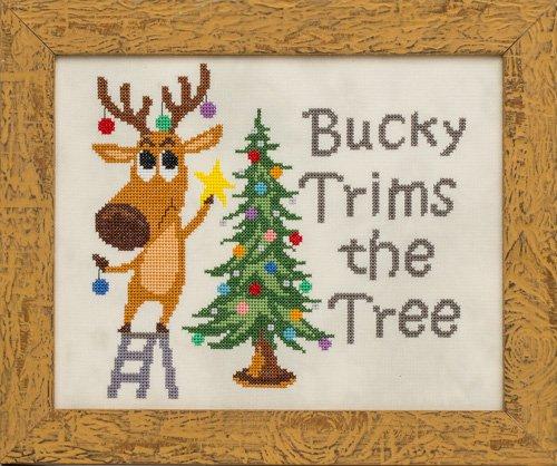 GP Bucky Trims The Tree