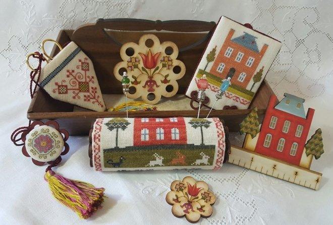 GPA Scottish Sewing Set