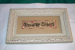 HIH Friendship Endures