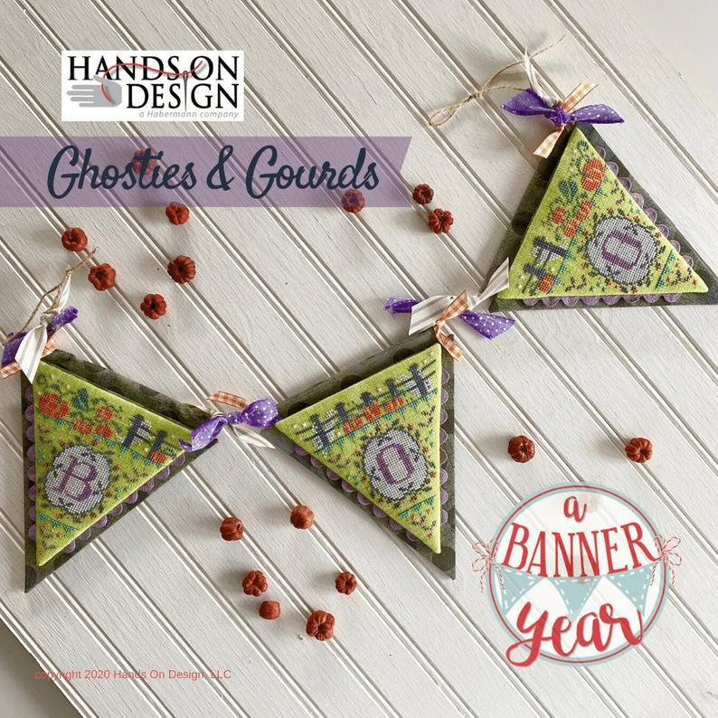 HOD A Banner Year - Ghosties & Gourds