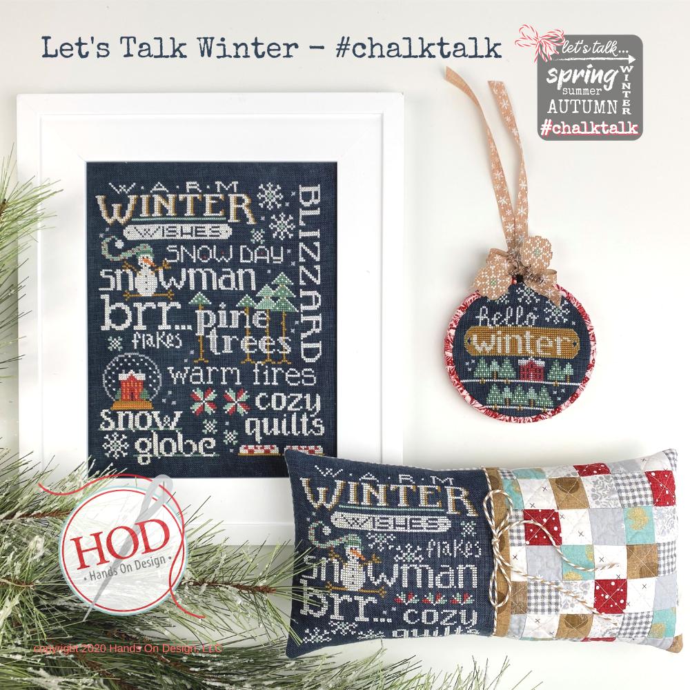 HOD Let's Talk Winter