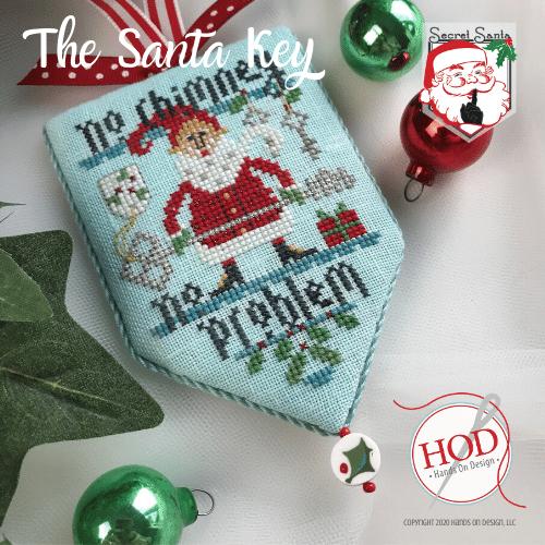 HOD Secret Santa The Santa Key