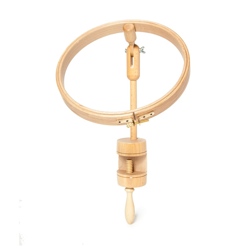 Hardwicke Table Clamp Wooden Embroidery Hoop